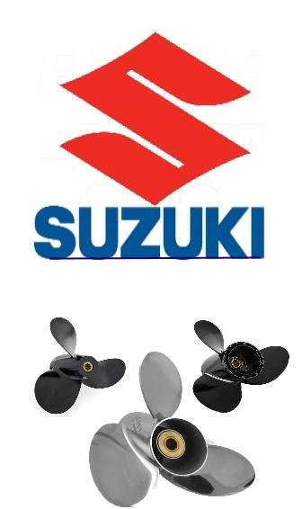 Винты Гребные для подвесных лодочных моторов: Suzuki, Yamaha, Honda, Tohatsu, Mercury, Evinrude/Johnson.