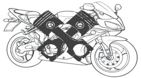 Запчасти, узлы, каталоги для мотоциклов