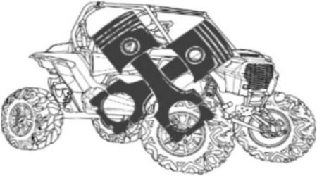 Запчасти, узлы, каталоги для Мотовездеходов