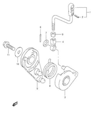 Каталог запчастей для лодочных моторов Suzuki DF9.9 / DF15 (S/L) – Год: 2007 - 2009;  Моторы от: S/№ 00992F-780001 ~ до 00992F-980001~/ 01502F-780001~ до 01502F-980001~