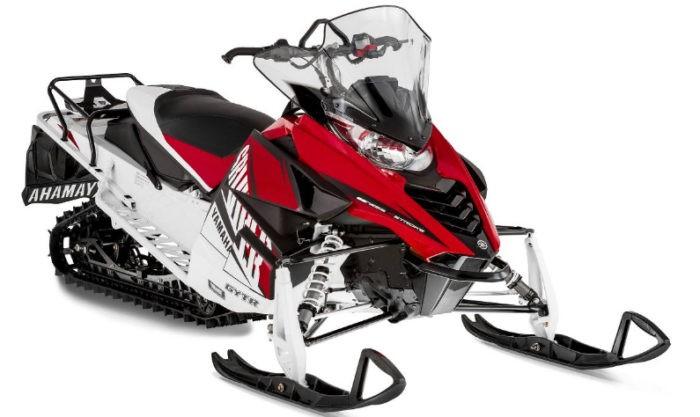 Запасные части и расходные материалы, масла для снегоходов Ямаха (Yamaha) SR VIPER S TX DX - 2015 года (наиболее часто востребованные)