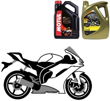 Масла, моторные, редукторные вилочные, тормозные жидкости, антифризы для мото техники / автомобилей